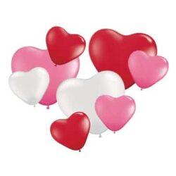 BK Harten ballonnen