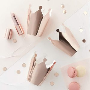 BK Tableware Rose Gold