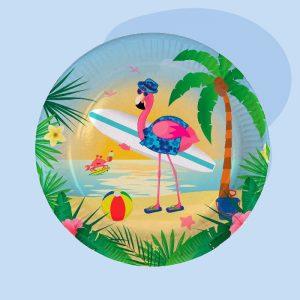 BK Flamingo Paradise